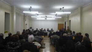pubblico sala del Centro Civico di Caorle